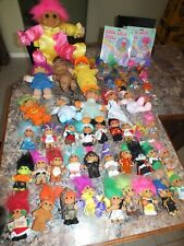 Vintage Troll Dolls Lot 52
