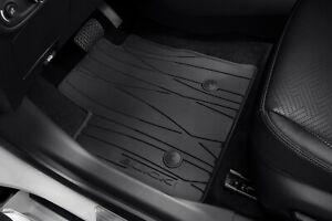 2020-22 Buick Encore GX 1st&2ndRow Mats Ebony w/Buick Script GM OEM NEW 42664378