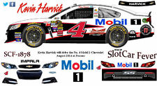 CD_1878 #4 Kevin Harvick   Mobil 1 2014 Chevy  1:64 Scale Decals   ~OVERSTOCK~