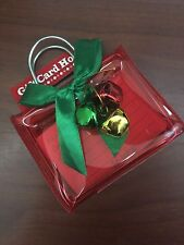 Cute Gift Card Holder/ Jewelry Holder - Christmas Jingle Bells
