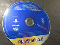 PLAYSTATION 2 Demo DVD Original Ps 2 - Demo