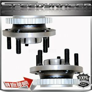 TWO VOLVO V90 960 S90 FRONT WHEEL HUB BEARING ASSEMBLY NEW
