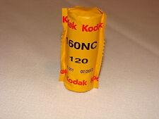 1 rollo de película Kodak 120 160NC-fuera de fecha