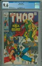 THOR #175 CGC 9.6 OW/WH PAGES
