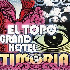 TIMORIA - EL TOPO GRAND HOTEL 2LP 180gr VINILE ARANCIONE PREORDINE DAL 21 MAGGIO