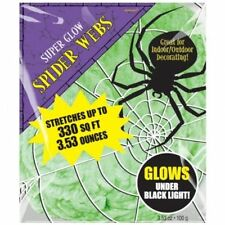 Fabric Spider Web Party Decorations