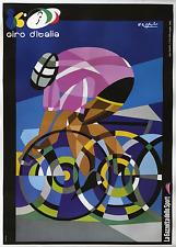 Giro d'Italia 2002 Original Vintage Poster Cycling