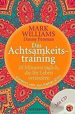 Das Achtsamkeitstraining: 20 Minuten täglich, die Ihr Le... | Buch | Zustand gut