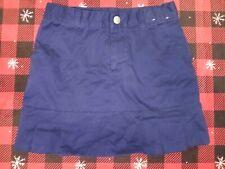Gymboree Navy Blue skirt for girls size 8 uniform