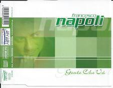 FRANCESCO NAPOLI - Gente Che va CDM 3TR Italo Disco 2002