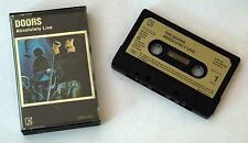 Cassette Audio The Doors - Absolutely live - K7 - 1973