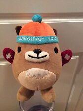 "Vancouver 2010 Olympics Mukmuk 10"" Plush Toy Olympic Mascot"