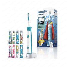 PHILIPS HX6311/07 Sonicare per bambini Ricaricabile Sonic Spazzolino Elettrico