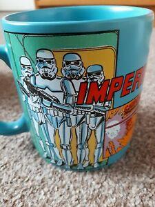 Disney store Stormtrooper imperial Ceramic Star Wars Mug - Tea / Coffee Cup -
