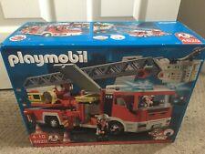Playmobil City Action Ladder Unit 4820 - Fire Engine BNIB