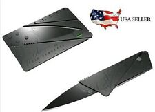 Iain Sinclair Cardsharp Credit Card Knife Tactical Folding Blade. USA Seller!