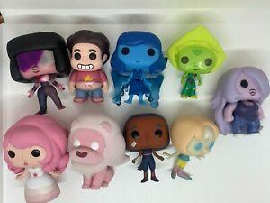 Funko Pops - Steven Universe - Out of Box RARE - Steven, Lapis, Peridot, More!