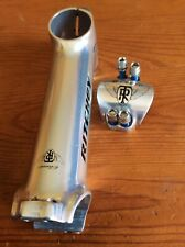 RITCHEY Classic Stem, polished Aluminium 130mm, 4 new Bolts