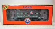 Lionel 6-36803: Santa Animated Caboose  LNIB  (Christmas Car)