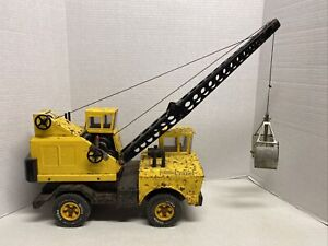 1968-69 Mighty Tonka Crane