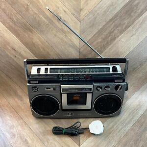 Vintage Aiwa TPR-906 H Radio Cassette Boombox 4-Band Radio, Rare Made in Japan