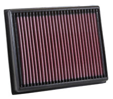 K&N Replacement Air Filter for Toyota Avensis Mk3 (T27) 2.0d (5/2015 > 2017)