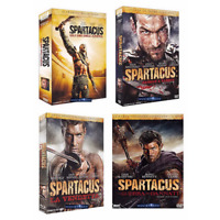 STV *** SPARTACUS - La Serie Completa (16 Dvd) *** sigillato