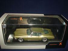 Buick Riviera Coupe green 1971 Premium X PRD070 1:43
