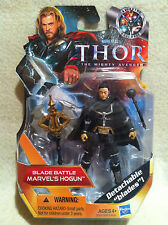 Thor The Mighty Avenger Blade Battle Marvel's Hogun Figure Factory Sealed!