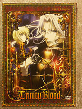 """""""Trinity Blood"""" Vol.6 The Last Chapter DVD"""