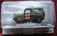 DeAgostini 1:43 Fiat Campagnola Ambulance Cast Model - 1977 CAB40