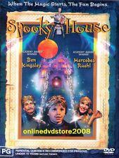 SPOOKY HOUSE (Ben KINGSLEY Mercedes RUEHL) Family MAGIC Movie DVD NEW SEALED R4