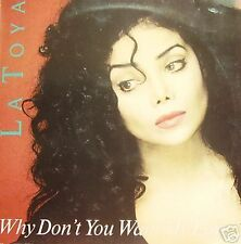 LA TOYA JACKSON-WHY DON´T YOU WANT MY LOVE MAXI (U.E.) B-B