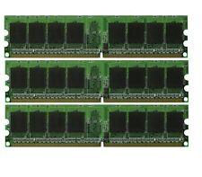 NEW 6GB (3x2GB) Memory PC2-5300 LONGDIMM For Dell OptiPlex 755