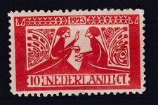 Briefmarken aus den Niederlanden & Kolonien als Einzelmarke mit Falz
