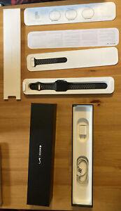 Apple Watch Nike+ 42mm Series 2 w/ box & band (screen cracked, won't turn on)