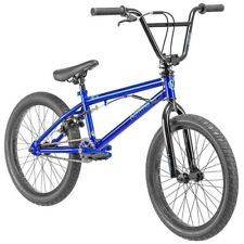 Boys Bicycle Hoffman Talon Bike 20-Inch Wheel Freestyle Frame 36 Hole Blue