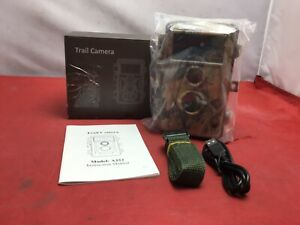 Game Trail Deer Camera with Night Vision 20MP HD 1920x1080P H.264 MP4- NOB