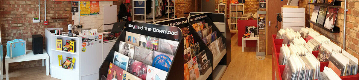 Beyond the Download Vinyl Records