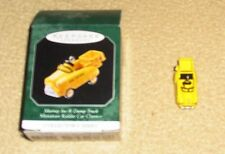 Hallmark Keepsake Ornament 1998 Murray Dump Truck Kiddie Car Classics Series