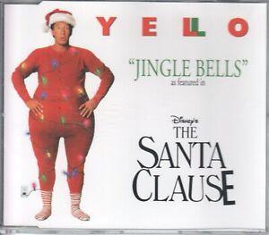 Yello  CD-SIMNGLE  JINGLE BELLS  © 1995