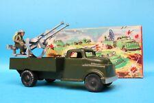 Lone Star 'Modern Army Series' Twin Pom-Pom Lorry ~ Boxed...!!
