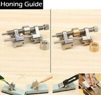 Honing Guide Jig Tool For Wood Chisel Plane Iron Planer Blade Sharpening System
