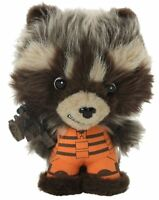 Guardians Of The Galaxy - Fabrikations Plush - Rocket Raccoon (Marvel) By Funko