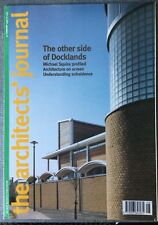 Architects Journal 22 Feb 96 Michael Squire, Docklands Youthclub, Liverpool Tate