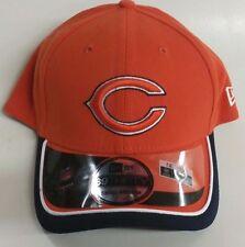 san francisco 2747c b6a26 NEW ERA 39THIRTY (Small-Medium) Men s Cap - Hat, NFL Chicago Bears
