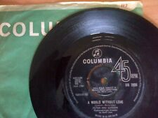 Peter and Gordon - A World Without Love - Vinyl Single