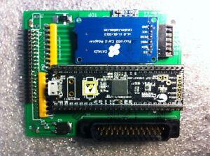 SCSI2SD Kit Mod Easy V1.1 Powerbook SCSI to MicroSD Adapter Bausatz