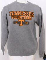 NEW Tennessee Volunteers Vols Top of the World Crew Neck Sweatshirt Men's L