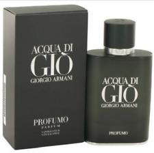 Acqua Di Gio Profumo Cologne by Giorgio Armani for Men Parfum 4.2 oz New In Box